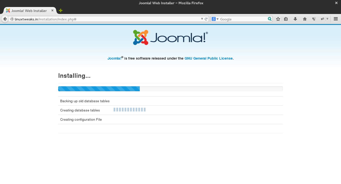 Joomla_4_installing