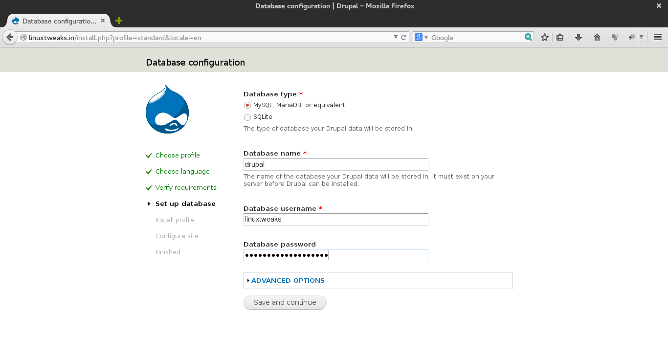 drupal_db_configuration