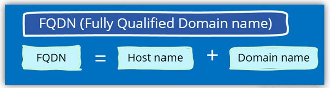 Set a fully qualified domain name (FQDN) hostname on your server