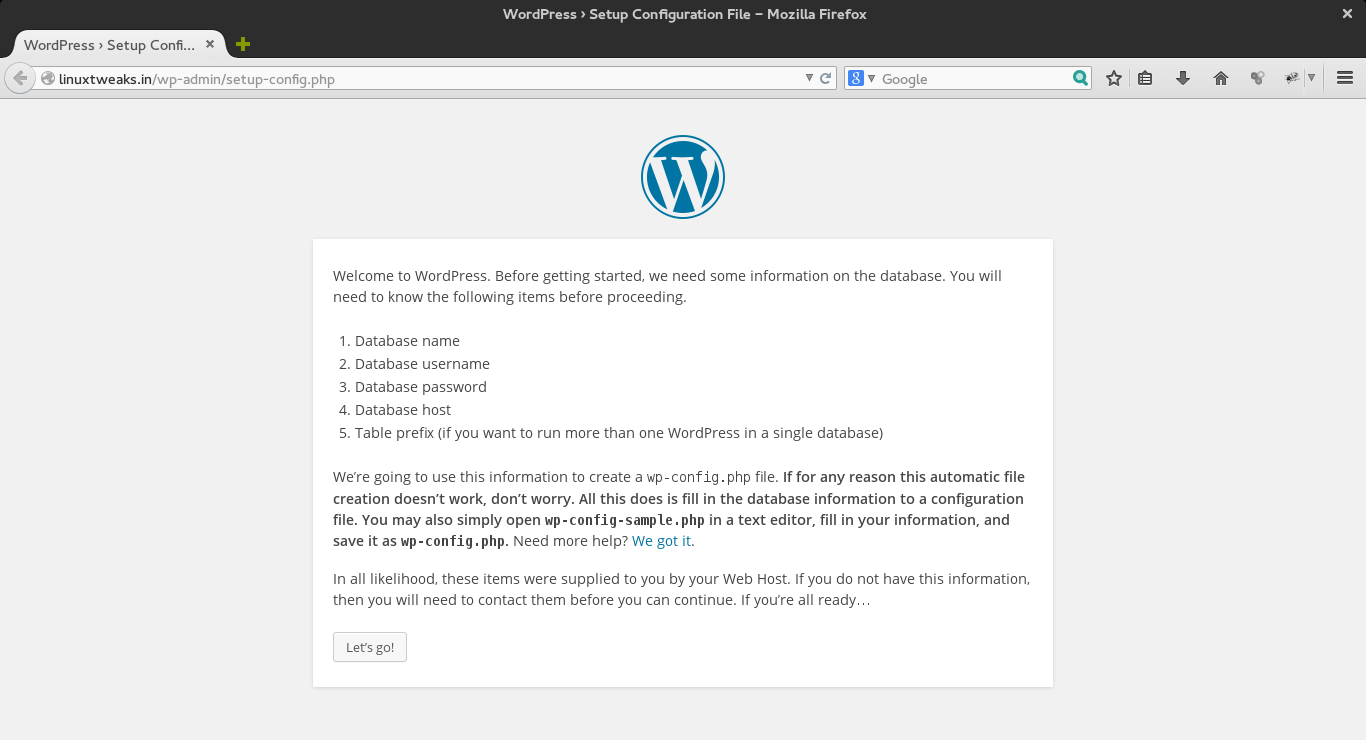 wordpress_let's_go